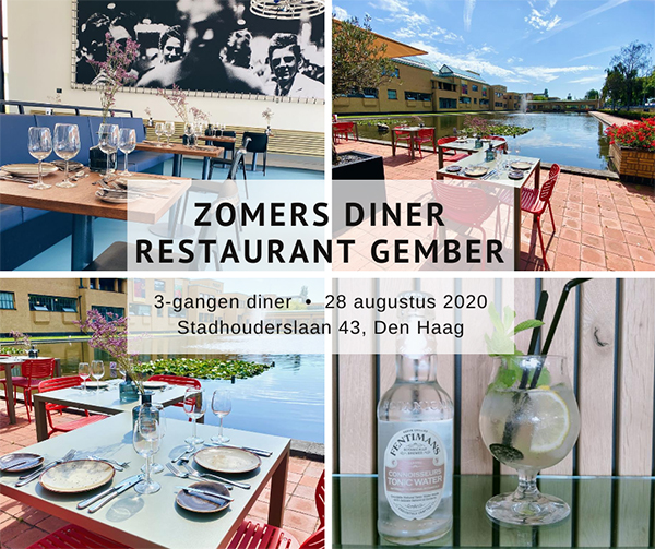 Zomers diner